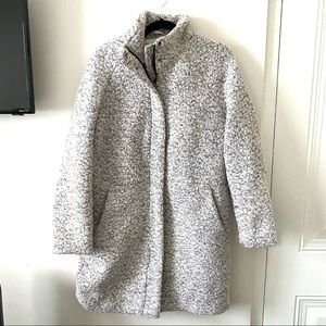 LOGG Speckled Midlength Jacket